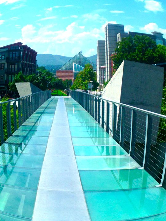 Glass Bridge - Austin McDougal Art