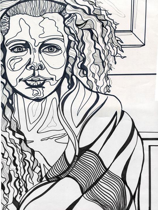 Deb - Austin McDougal Art