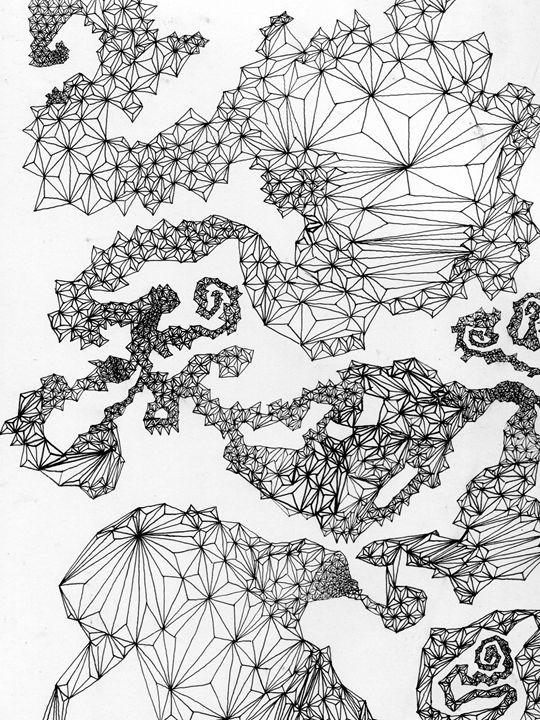 Fractal - Austin McDougal Art