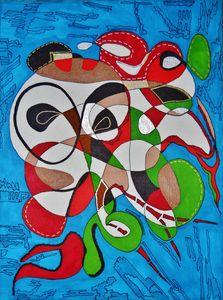 Early Bird II - Inksanity by Helen Bird art