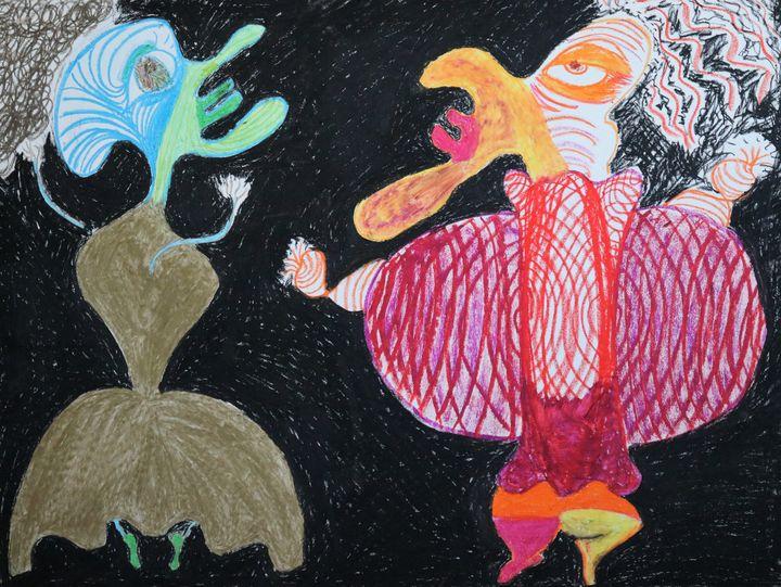 Dancers II - Hazavei Arts