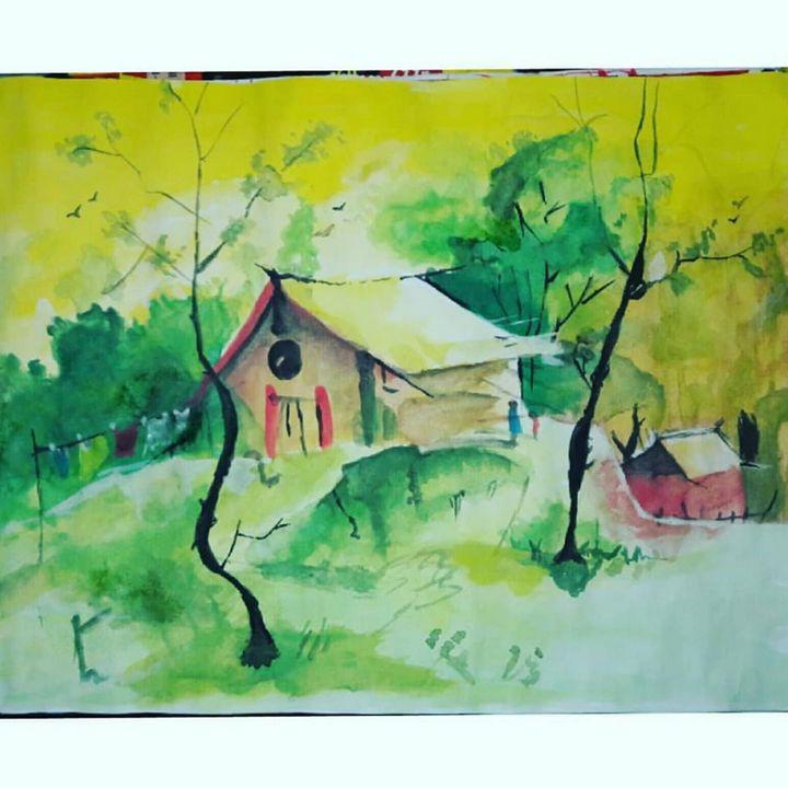 Village - Abo_Arts