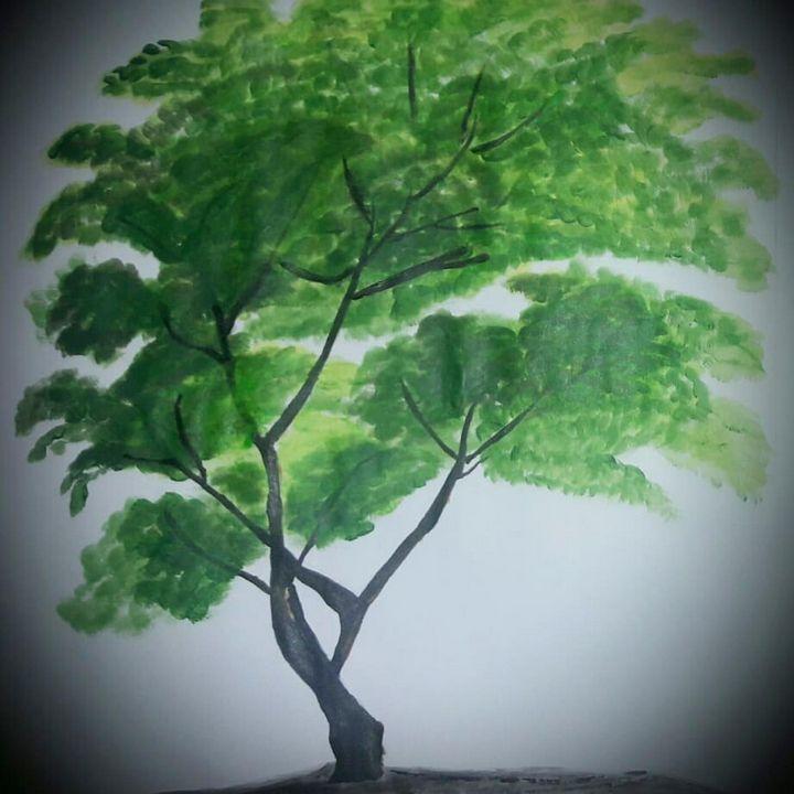 Green_Tree - Abo_Arts
