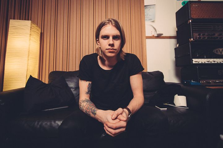 Filip, Studio Fredman - Lucas Englund