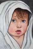 Original painting children