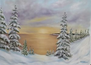 winter landscape Winter inspiration