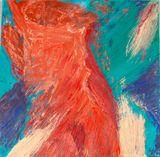 Original painting,  abstract paintin