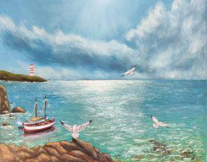 I dreamed of the sea
