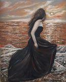 Original painting seascape