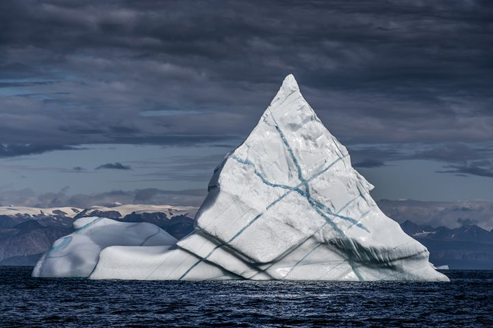 Iceberg, Greenland - Images by Stephen Horsted