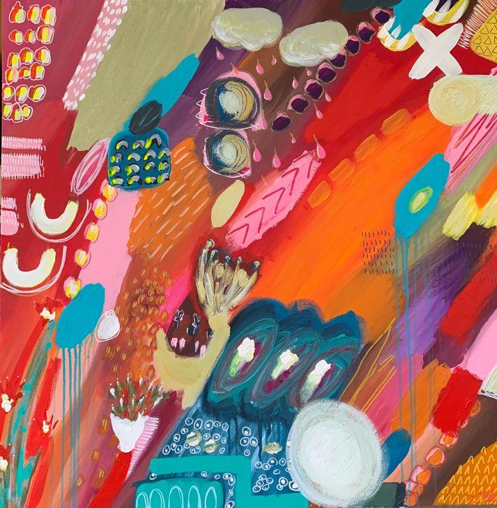 Bold New World - Sarah Moody Art