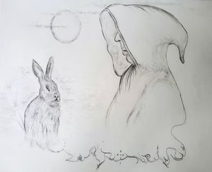 Hare Dreams of the Faery Queen