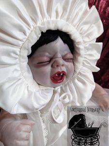 Arabella Baby Vampire Reborn Doll