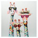 3 Cool Giraffes