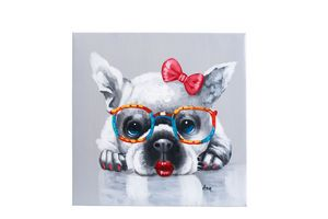 Frenchie Bulldog girl