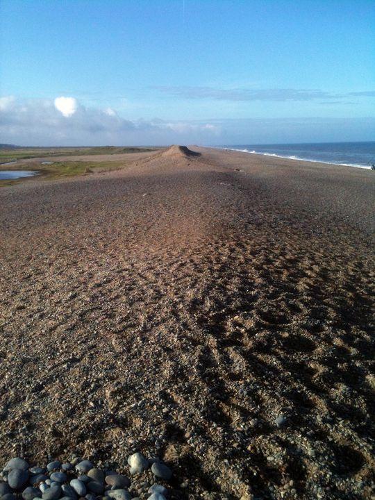 Beach - Wells by the Sea, Norfolk - Tony Walling Creative Arts