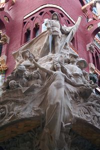The Palace of Music, Barcelona