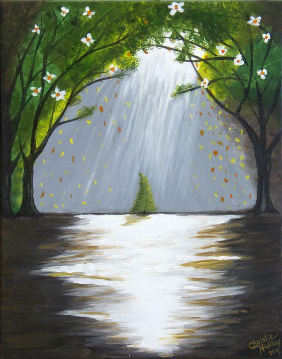 Guidance - Christie Nicklay Art