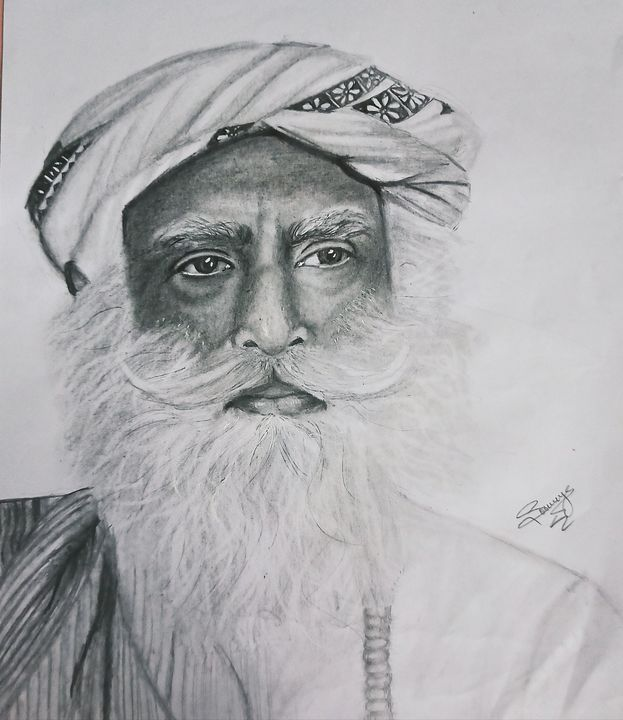 Sadhguru - Soumya Golchha