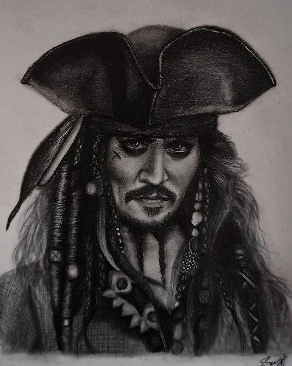Jack Sparrow - Soumya Golchha