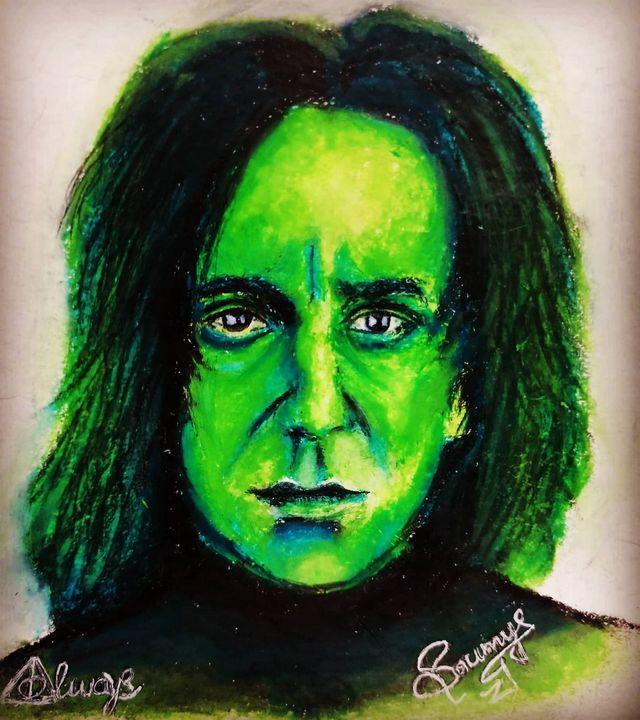 Severus Snape - Soumya Golchha
