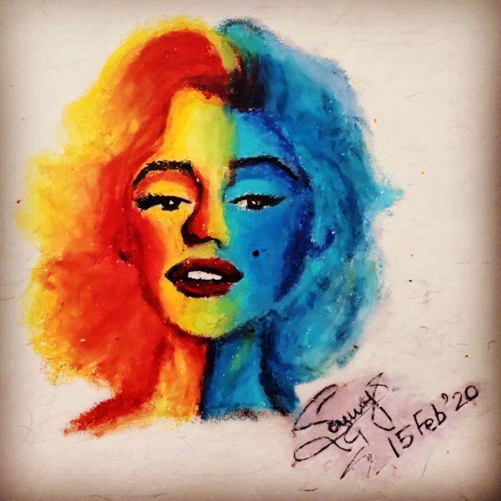 Marilyn Monroe - Soumya Golchha