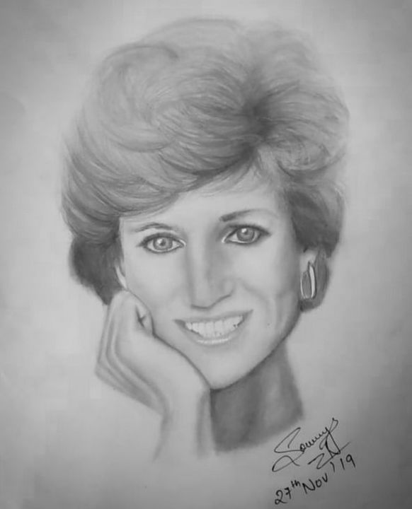 Diana: People's Princess - Soumya Golchha