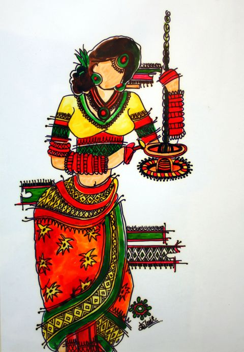 Deepa - Sanskriti Arts