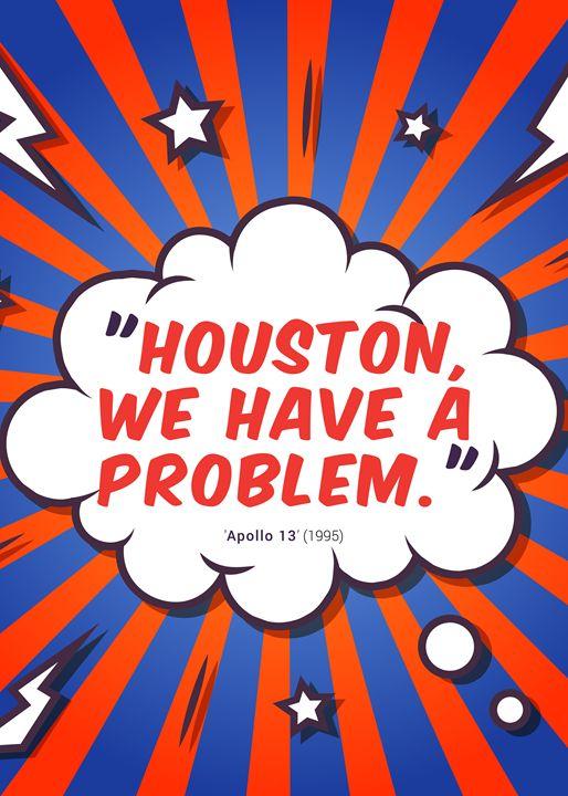 Houston, we have a problem - Alexandre Ibáñez