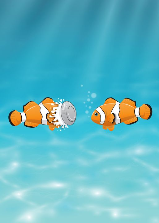 Clown fish - Alexandre Ibáñez