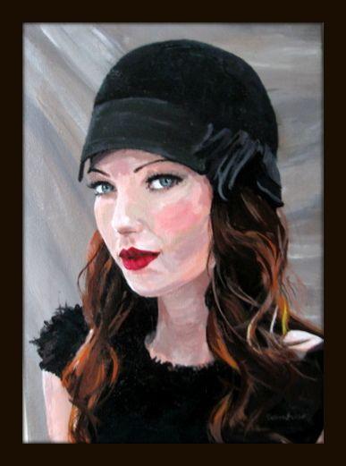 Charlene - Nathan Evans' Artwork