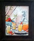 """8x10"""" Acrylic still life"""