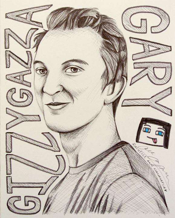 GizzyGaza Fanart - Rosey_RachelleAnn
