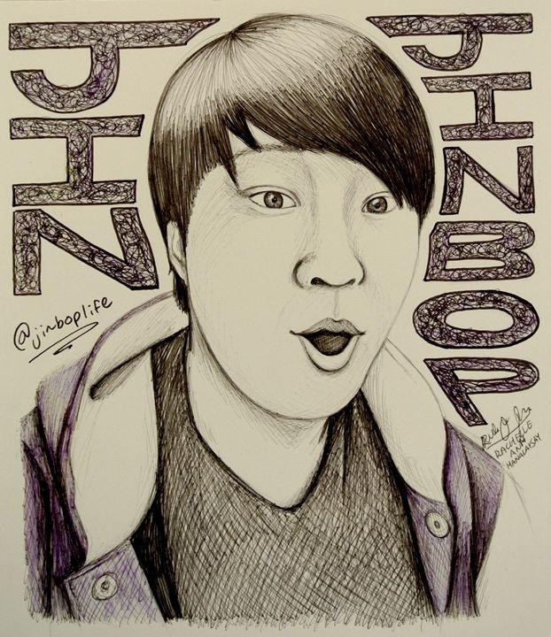Jinbop Gaming Portrait - Rosey_RachelleAnn