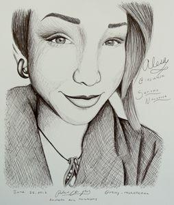 itsalesa portrait/fanart