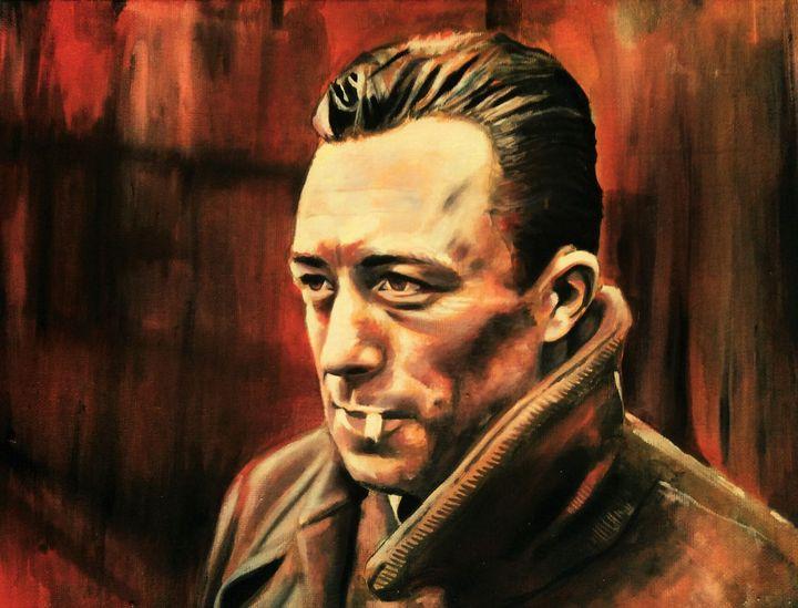 Albert Camus - tehyasullivan