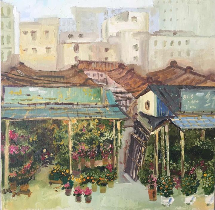 Ms Lee's flower shop - Elena Voitenko
