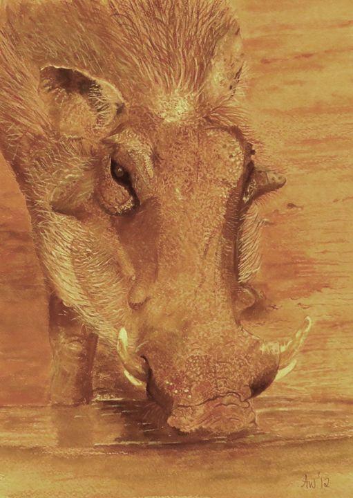 Warthog - simply angela