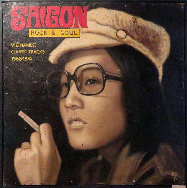 Vietnamese singer by Nguyễn Văn Quỳ - Cau Vong Art Studio