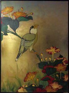 The bird by Lê Văn Dũng
