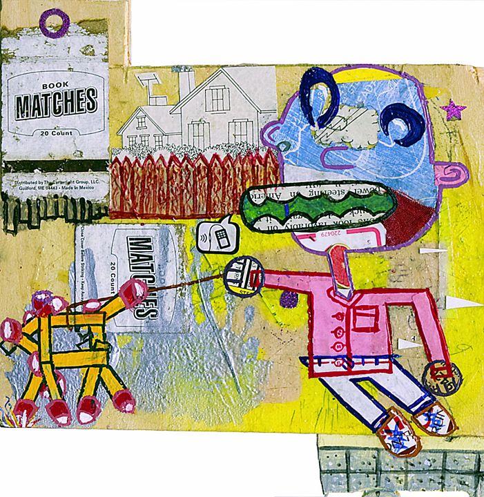Matchstick Inspiration - ArtSempek