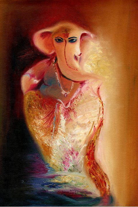 Lord Ganesha - Rupashree