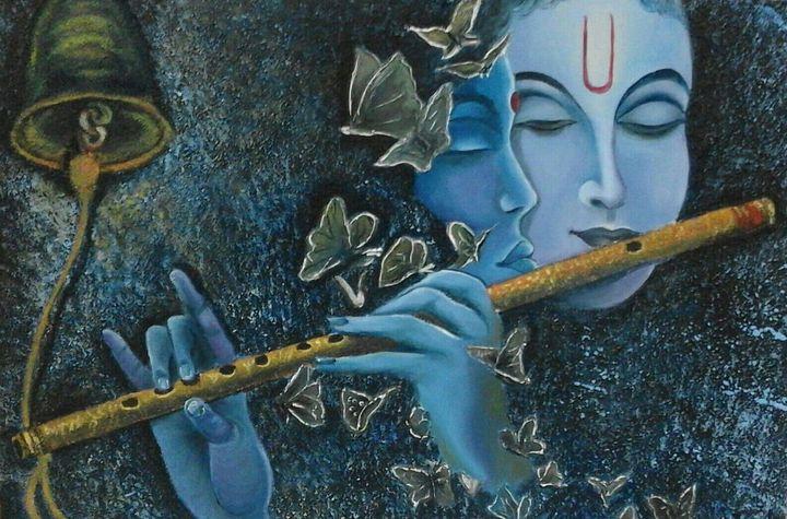 Radha Krishna - Rupashree