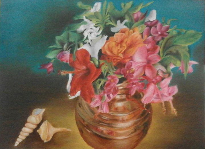 Flower vase - Rupashree