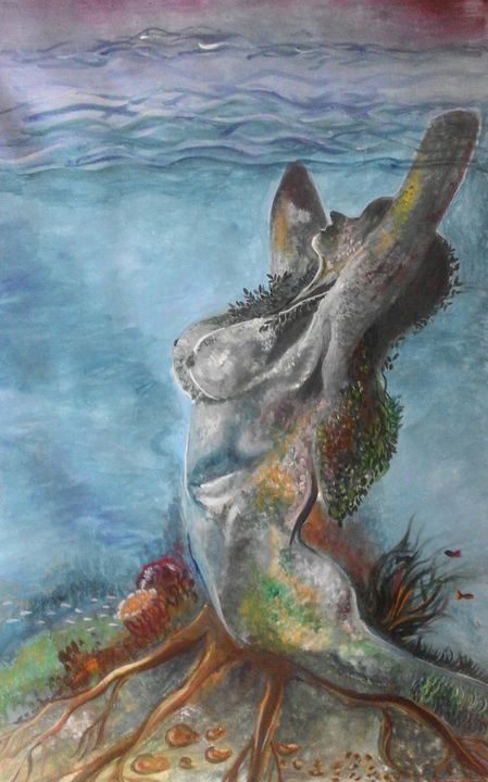 mermaid - Rupashree