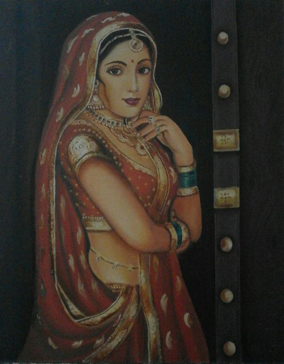 Indian Bride - Rupashree