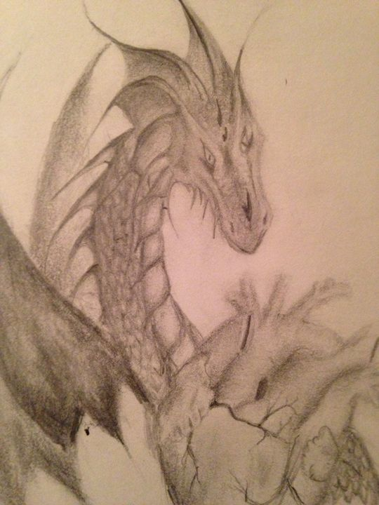 Dragon's heart - E. Jeanette
