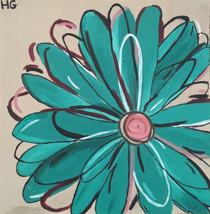 Flower - HG Art