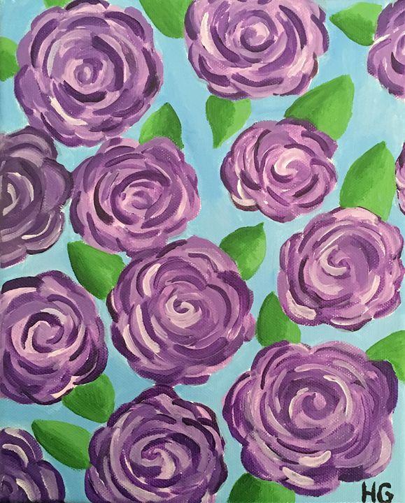 Floral - HG Art