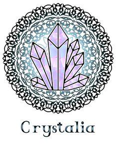 Crystalia Healing Mandala